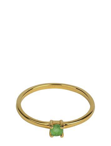 Syster P Divine Ring Gold Sormus Korut Kulta Syster P GOLD