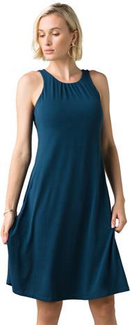 Prana Skypath Dress Women, atlantic