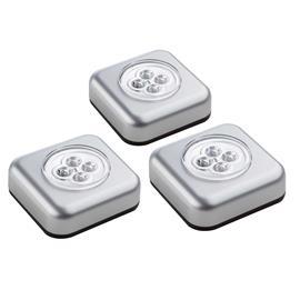 Starlicht Touchlight – LED-kalustevalaisin, 3 kpl:n setti