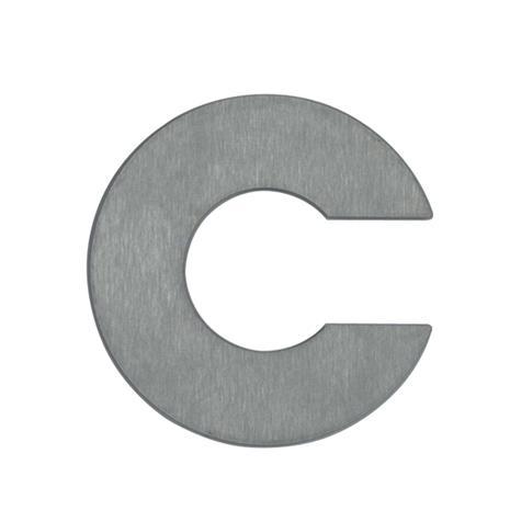 Albert Leuchten Talonumero – kirjain c