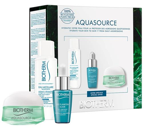 Biotherm Aquasource Normal Skin Starter Set