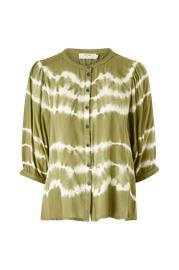 Cream Pusero TarahiCR Shirt