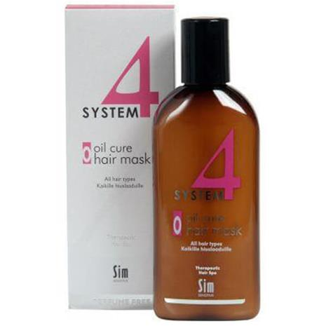 SIM Sensitive System 4 O Oil Cure Hair Mask (215ml)