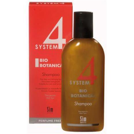 SIM Sensitive System 4 Bio Botanical Shampoo (100ml)