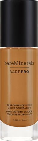 bareMinerals - Barepro Performance Wear Liquid Foundation - Clove 28