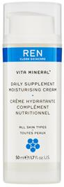 REN - Vita Mineral Daily Supplement Moisturising Cream 50 ml