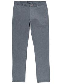 Element Howland Classic Chino Pants charcoal heather Miehet