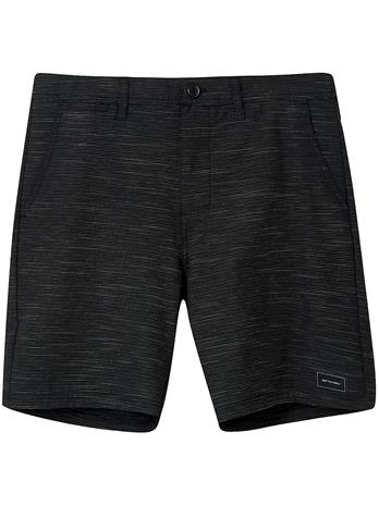Animal Darwin Stripe Shorts black Miehet