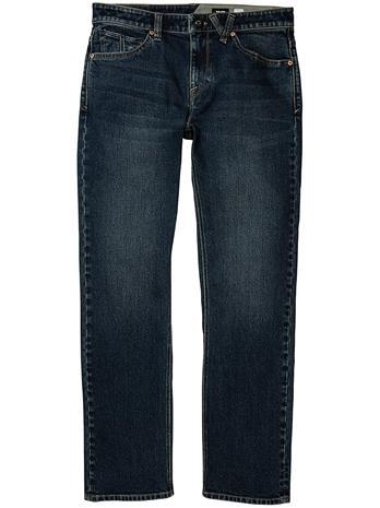 Volcom Solver Jeans medium blue wash Miehet