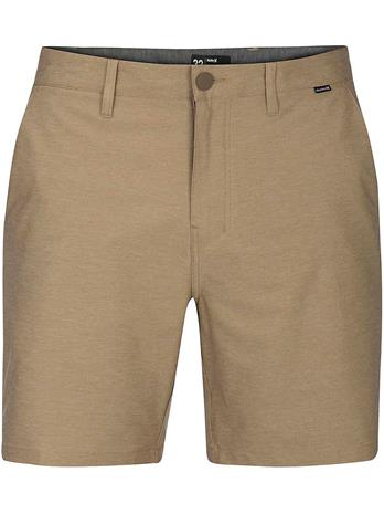 "Hurley Phantom 18"""" Shorts khaki Miehet"