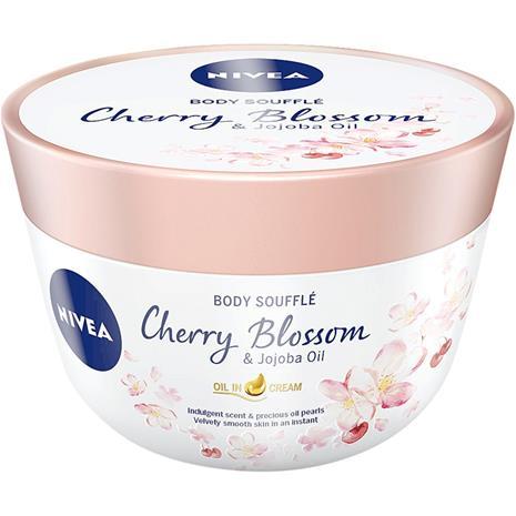 Nivea Body Summer Edition Cherry Blossom - 200 ml