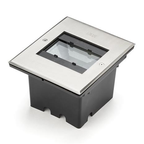 Konstsmide Maansisäinen ulkovalaisin High Power LED 9W, muutettavalla valaisukulmalla