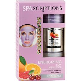 Spascriptions Energizing Clay Mask Stick Cherry, Vitamin C & Grapefruit - 30 ml