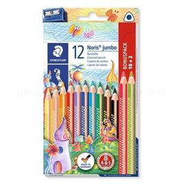 Staedtler - Coloured pencil Noris jumb FSC 100% (128 NC12P1), Meikit, kosmetiikka ja ihonhoito