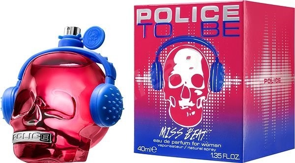 Police To Be Miss Beat EDP naiselle 40 ml