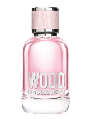 DSQUARED2 Wood Women Eau De Toilette Hajuvesi Eau De Toilette Monivärinen/Kuvioitu DSQUARED2 NO COLOR
