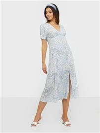 Forever New Jane Split Leg Midi Dress
