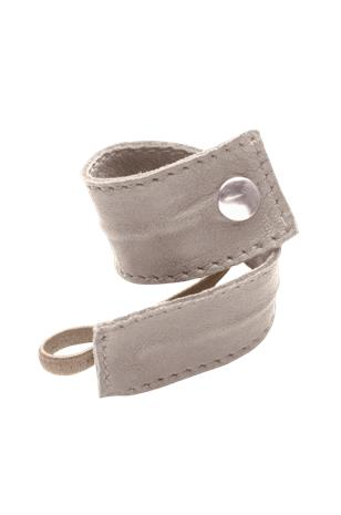 Corinne Leather Band Short Bendable