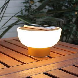 Almalight Patio-LED-ulkokoristevalo, kulta, 20 cm