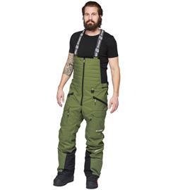 Sweep Yeti vihreä kelkkahousu