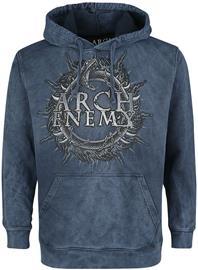 Arch Enemy - Will To Power - Huppari - Miehet - Sävytetty sininen