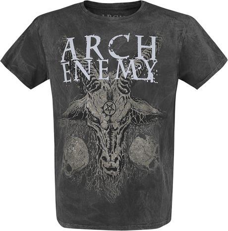 Arch Enemy - Pure Fucking Metal - T-paita - Miehet - Hiilenharmaa