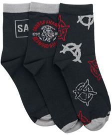 Sons Of Anarchy - Symbols - Sukat - Miehet - Monivärinen