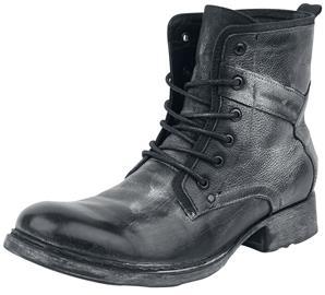 Black Premium by EMP - Road Man - Biker-bootsit - Miehet - Musta