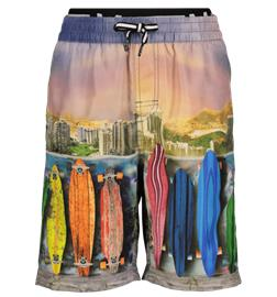 Molo J NEAL BOARDIES RAINBOW BOARDS