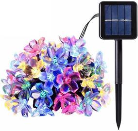 Stämningsfull Solcellsbelysning i olika färger