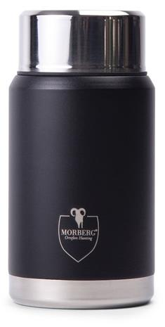 Morberg Orrefors Hunting Mattermos, Svart