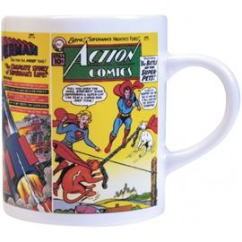 Superman Classic mini mugg, Padanaluset ja patakinttaat