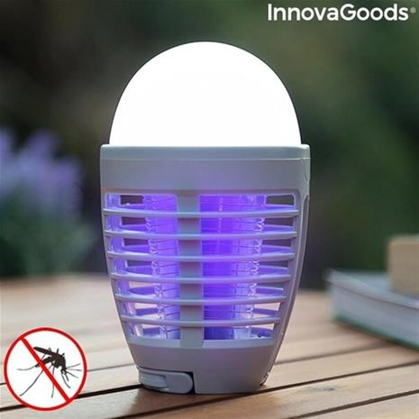 InnovaGoods LED Mygglampa, WindowTreatmentAccessories