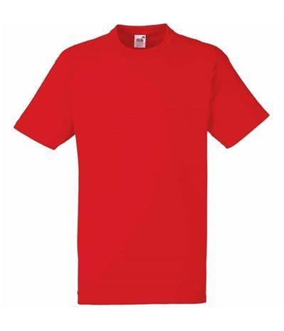 Röd T-shirt, Small