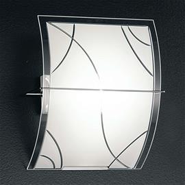 Lam Koristeellinen seinävalaisin Smart 30 cm