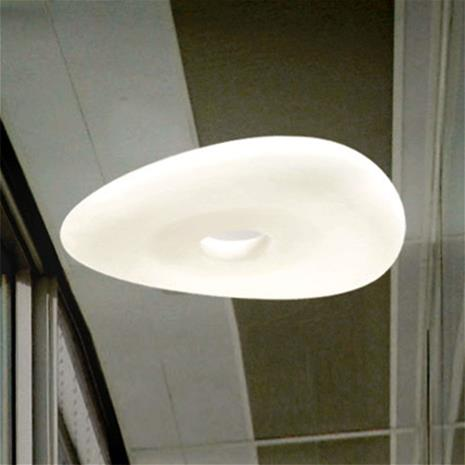 Linea Light Mr. Magoo - epäsymmetrinen kattovalaisin