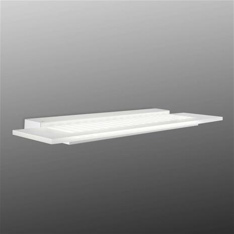 Linea Light Dublight - LED-seinävalaisin, 48 cm