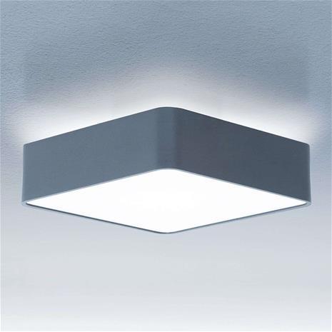 Lightnet Nelikulmainen kattovalaisin LED Caleo-X2 lv 31,4cm