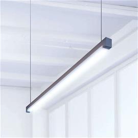 Lightnet Perusvalkoinen LED-riippuvalaisin Travis-P2, 89 cm