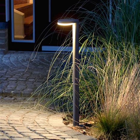 Albert Leuchten Tario – moderni LED-pylväsvalaisin