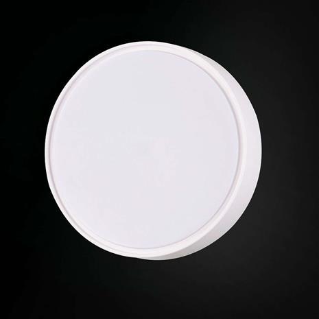 Fabas Luce Hatton-LED-kattovalaisin IP65, 25 cm