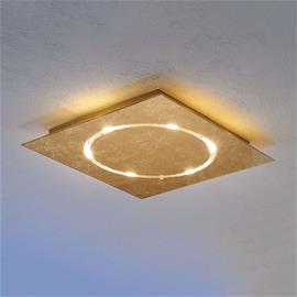 Escale Himmennettävä lehtikulta-kattovalaisin Skyline LED