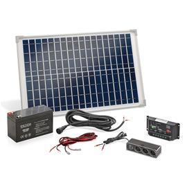 Esotec Kannettava aurinkoenergiajärjestelmä 20 W
