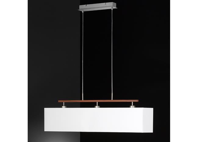 Honsel Casta 68273, riippuvalaisin 100 cm, 3 x E27
