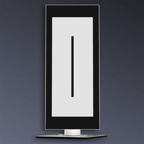 Evotec Zen-LED-pöytävalaisin, kauko-ohjaus, Color Control