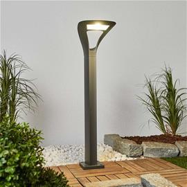 Eco-Light Anda - LED-pylväsvalaisin kiehtovalla muotoilulla
