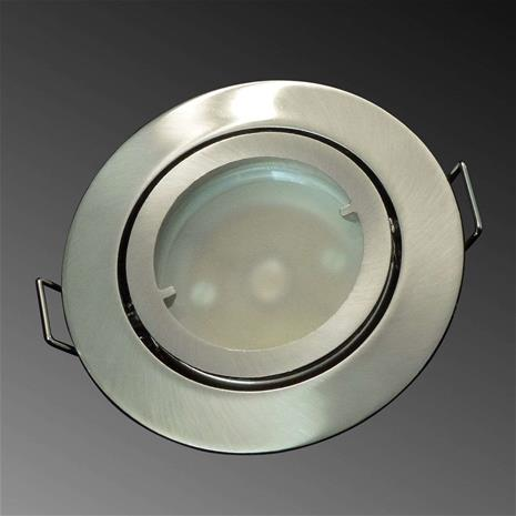Busch Moderni LED-uppovalaisin 5 W, rauta