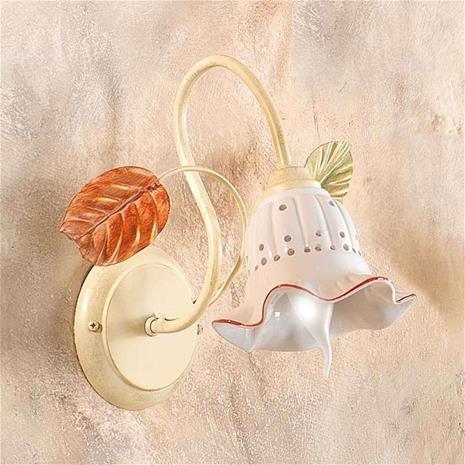 Ceramiche Kaunis seinävalaisin Flora firenzeläiseen tyyliin