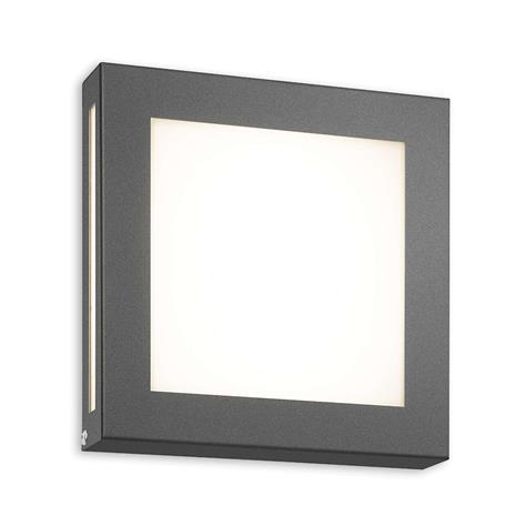 CMD Legendo Mini -LED-ulkoseinävalaisin, antrasiitti