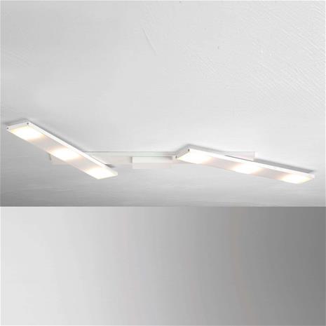 BOPP Käännettävä LED-kattovalaisin Slight, valkoinen